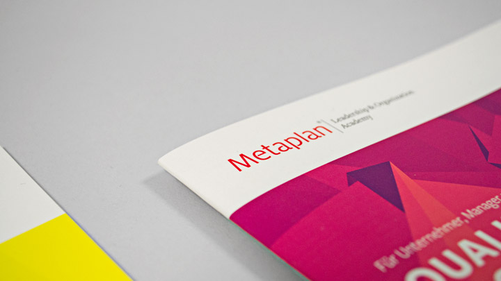Metaplan – Corporate Design Detail