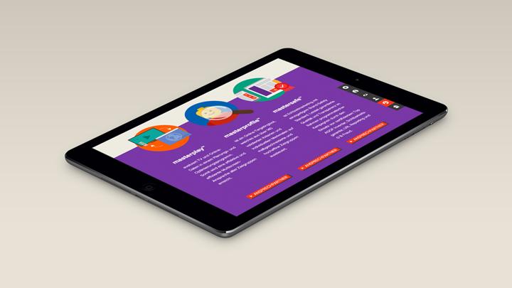 Masterplan Media – Tablet
