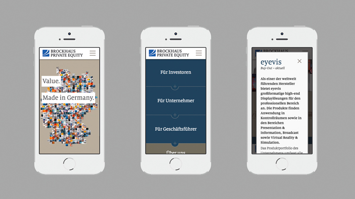 Brockhaus Private Equity Mobile