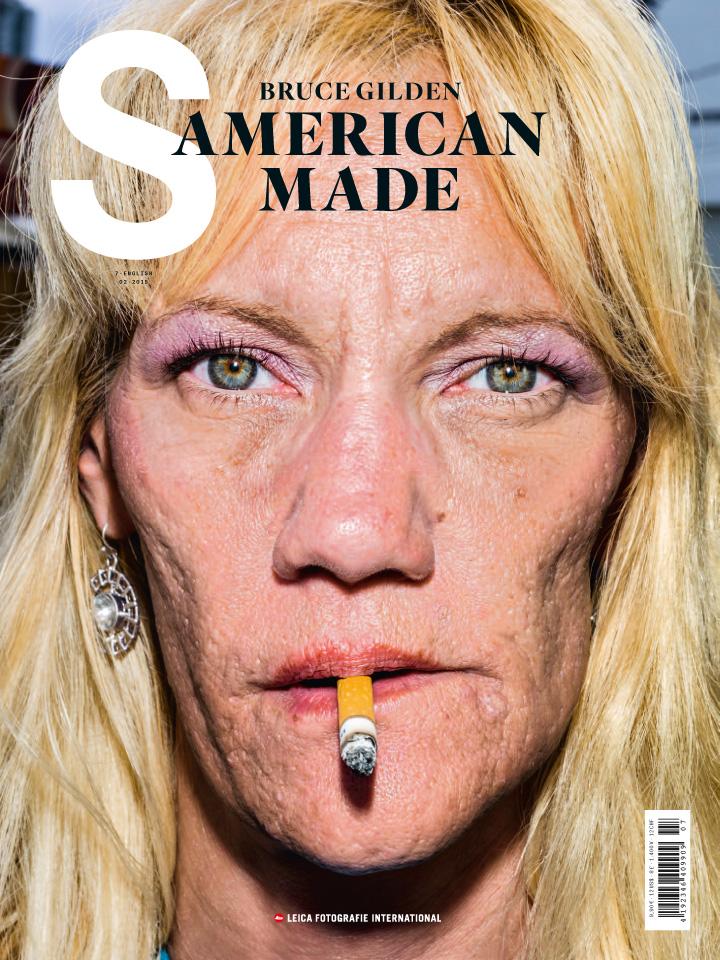 Leica S Magazin Nr. 7 – Cover