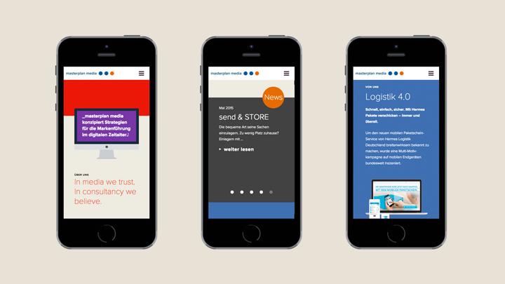 Masterplan Media – Mobile