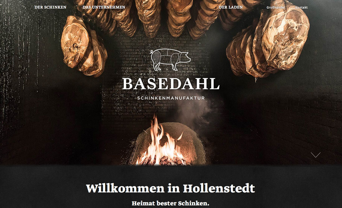 Basedahl Website 01