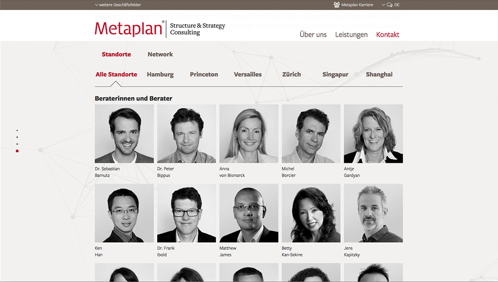 Metaplan Website Berater