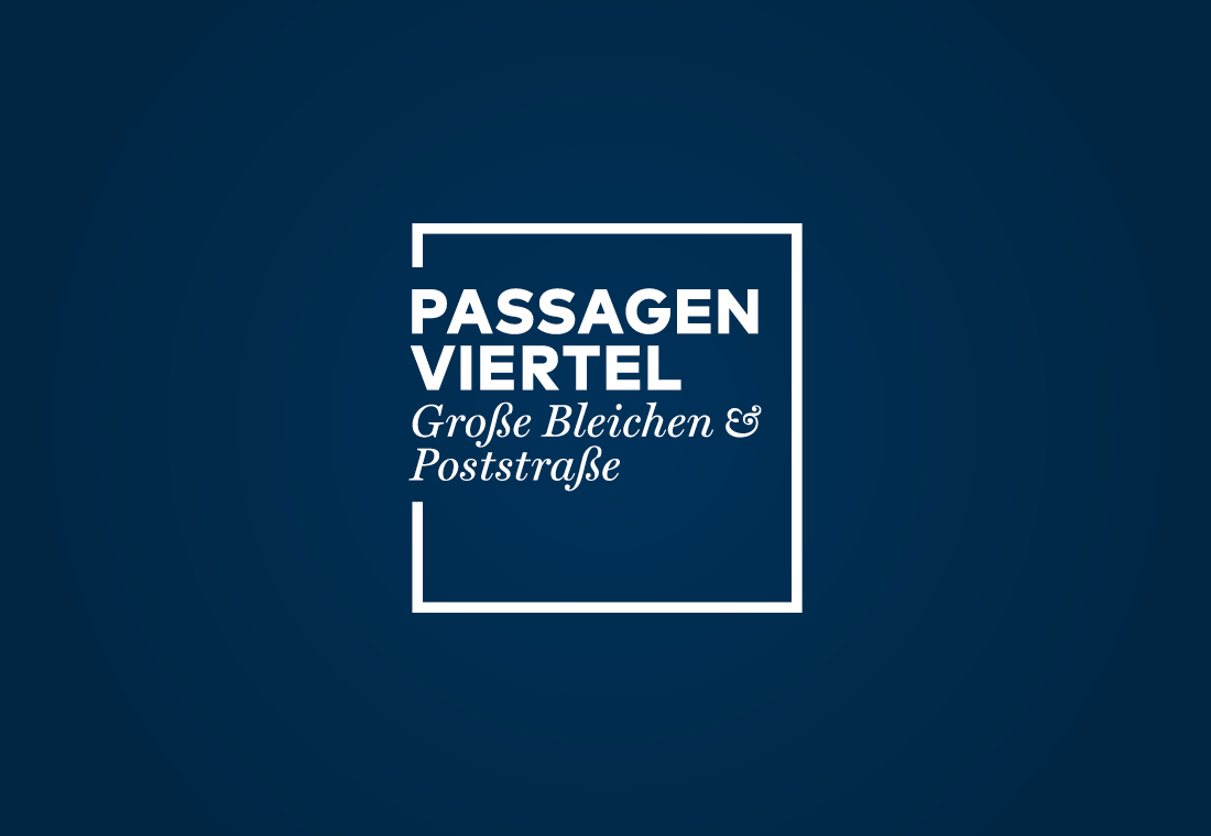 Passagenviertel Logo